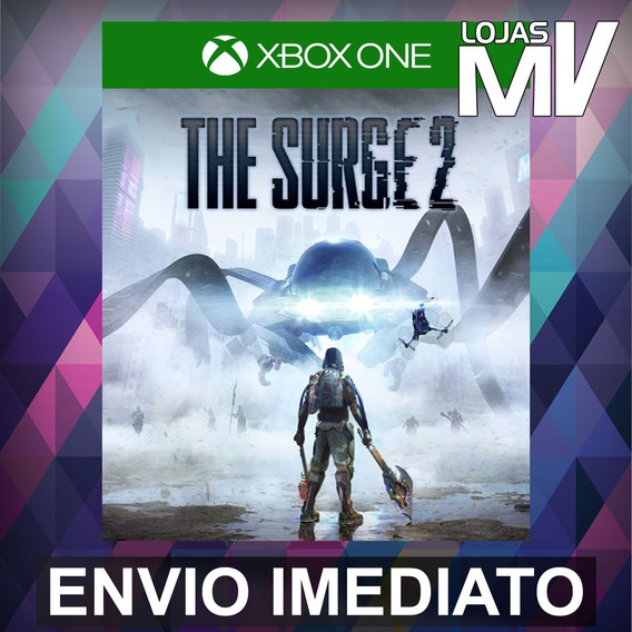 The Surge 2 Xbox One Código 25 Digitos