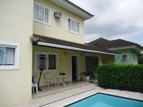Casa Em Condomínio-à Venda-pechincha-rio De Janeiro - Brcn00023