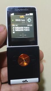 Celular Sony Ericsson W350 Solo Para Claro