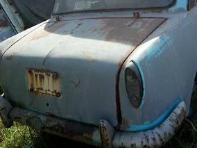 Fiat 1959 Por Partes O Completo Mecanica De Datsun