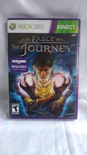 Fable: The Journey - Nuevo Y Sellado - Xbox 360