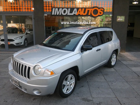 Jeep Compass 2.4 Sport Mt 4wd 2007 Imolaautos-