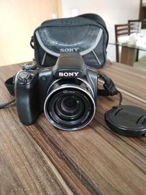 Câmera Semi Profissional Sony Cyber Shot Dsc Hx1