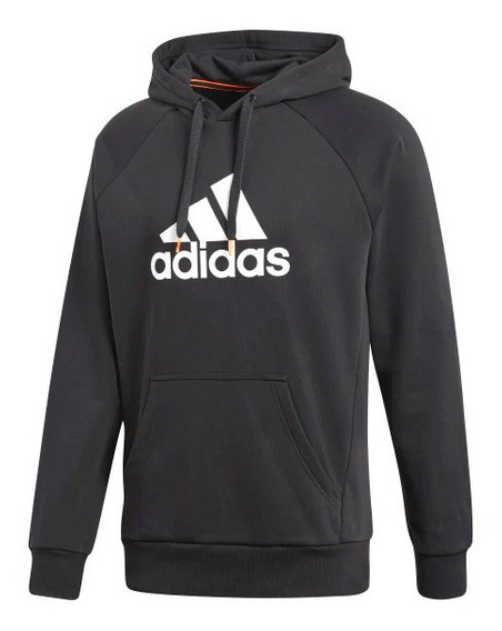 Sweter adidas Essentials Logo Hoodie - Hombres - X30453