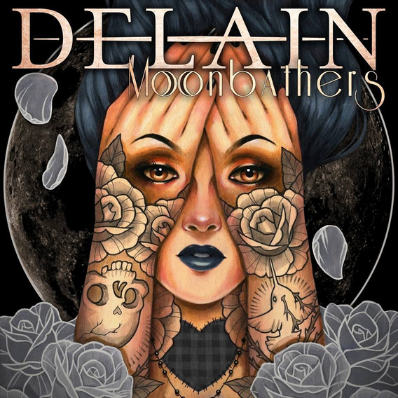 Cd Delain Moonbathers