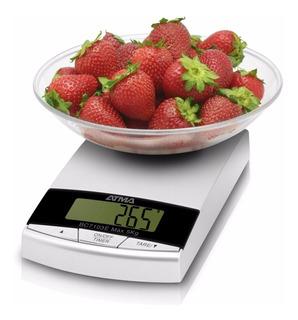 Balanza Digital De Cocina Atma C/ Bowl Bc7103 3kg Tucuman