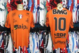 Joinville 2013 Terceira Camisa Tamanho Gg Número 10.