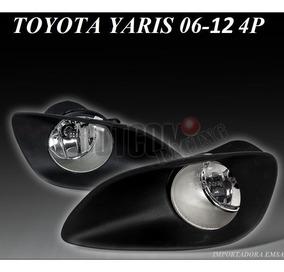 Halogenos Toyota Yaris 06 - 12 , 4 Puertas , Oferta