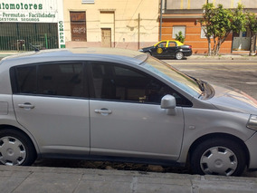 Nissan Tiida Visia 2008 1.8 5 Ptas 124 Cv