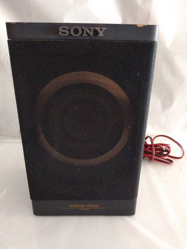 1 Caixa De Som Sony Surround Ssv4000