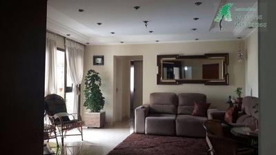 Apartamento Residencial À Venda, Chácara Agrindus, Taboão Da Serra. - Ap0279