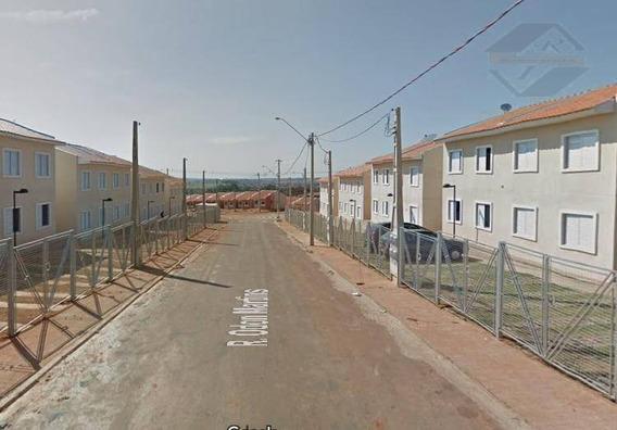 Apartamento Com 2 Dormitórios À Venda, 42 M² Por R$ 56.628 - Vereador Eduardo Andrade Reis - Marília/sp - Ap6202
