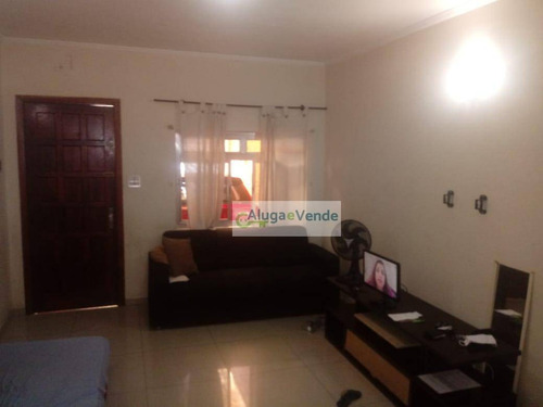 Casa Com 2 Dormitórios 1 Vaga De Garagem À Venda Na Vila Augusta , 90 M² Por R$ 320.000 - Vila Augusta - Guarulhos/sp - Ca0003