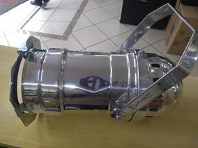 Canhão Mecalux Alumínio Par 64