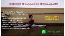 Clases De Baile Particulares - Profesora De Baile