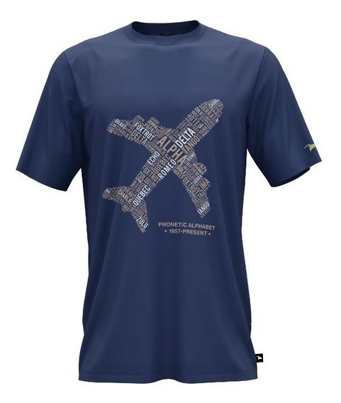 Remera Avión Plane Alfabeto Eagle Claw Importadas