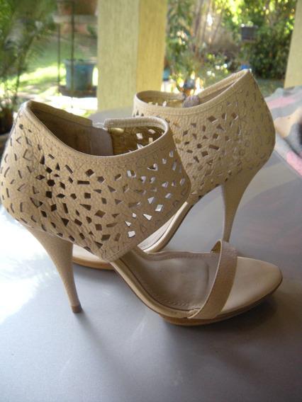 Lindissmo Ankle Boot Dumond Tamanho 36!!