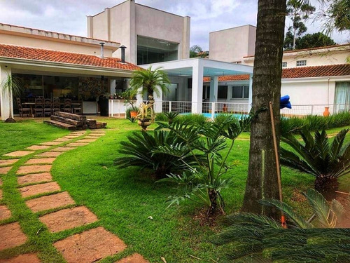 Imagem 1 de 21 de Casa À Venda, 373 M² Por R$ 1.650.000,00 - Parque Frondoso - Cotia/sp - Ca2764