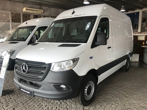 Mercedes-benz Sprinter 416 Furgon 3665 V1 Plan De Renovación