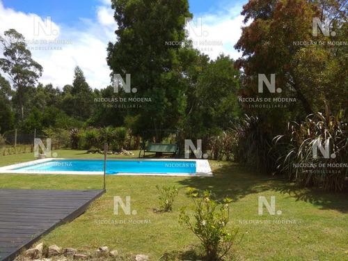Hermosa Casa En Venta En Canelones-ref:5023