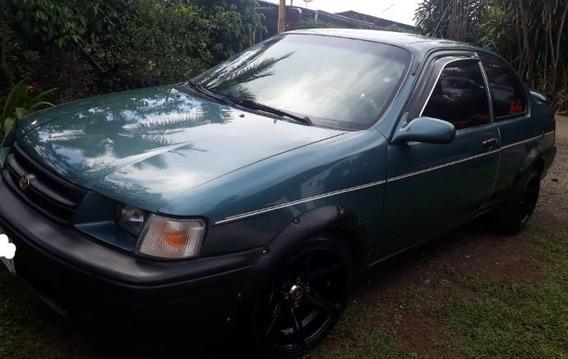 Toyota Tercel 1994, Verde, 2 Puertas