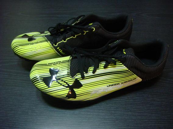 Zapatillas Clavos Atletismo Under Armour Talle 12 Eeuu
