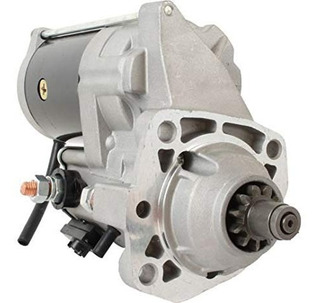 Motor De Arranque Jhon Deere Retro 310