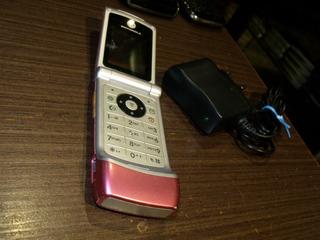 Celular Motorola W375 Rosa Desbloqueado