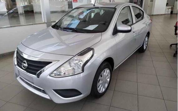 Nissan Versa 1.0 12v Conforto 4p 2020