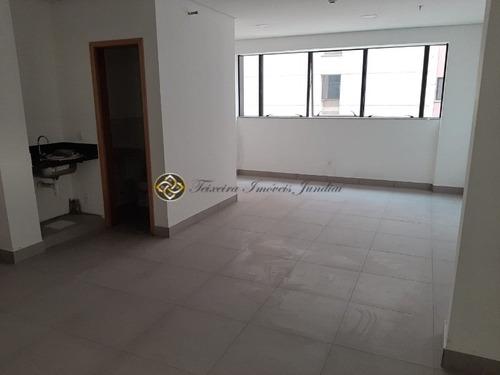 Sala Comercial - Excelente Localização - Centro De Jundiaí - Sa00005 - 67646591