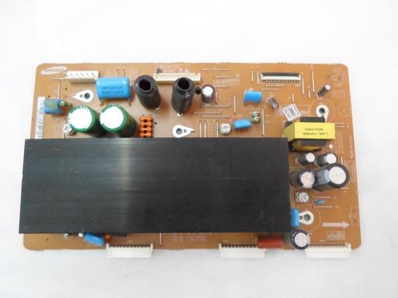 Placa Y Main Pl42c430 Samsung Defeito Retirada De Peças