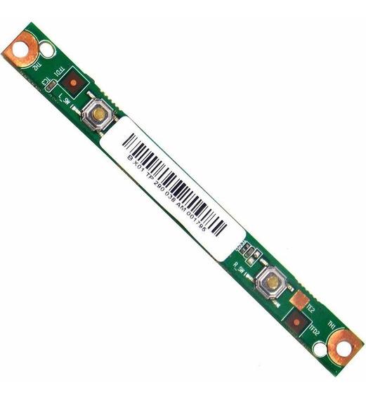 Placa Mouse E Power Notebook Philco Phn 10ax01_tp (6013)