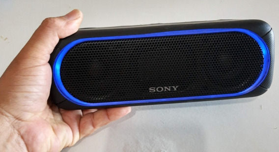 Caixa De Som Sony Srs Xb30 Original