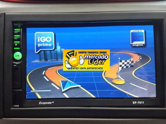 Actualización Gps Chinos - Centrales Multimedias Igo+mapas