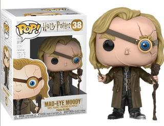 Funko Pop Harry Potter Mad Eye Moody Ojo Loco 38 Original