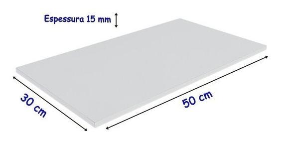 Tábua, Placa De Polietileno, Corte 30 X 50 , P/ Sushi