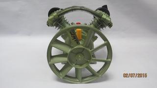 Cabesal Para Compresor 2 Hp Hierro Fundido En V Europower