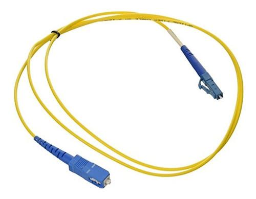 Imagen 1 de 5 de C2g / Cables To Go 37108 Lc-sc 9/125 Os1 Cable De Fibra Opt