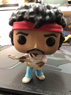 Funko Pop! Rocks Jimi Hendrix Sin Caja Doestoys