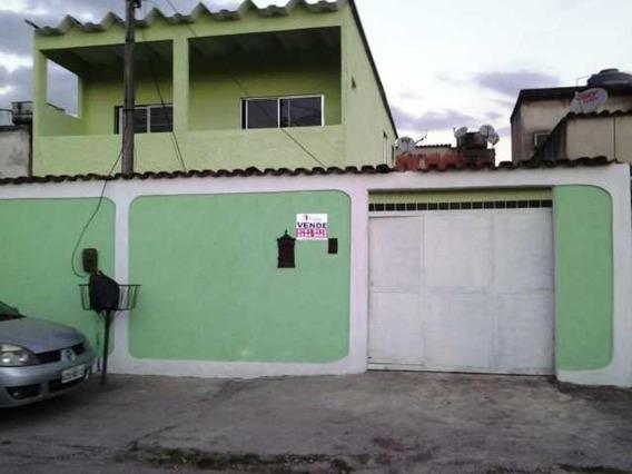 Monte Líbano/nova Iguaçu. Terreno 2 Casas, 5 Quartos, 2 Banheiros E 3 Vagas De Garagem - Ca00445 - 32690387