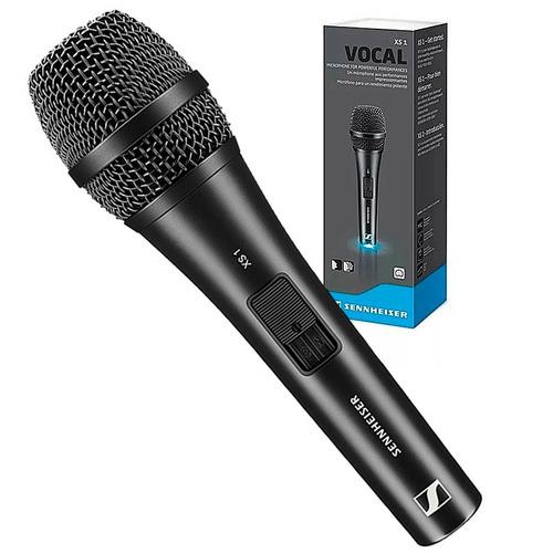 Sennheiser Xs1 Micrófono Dinamico De Mano Vocalistas + Envio