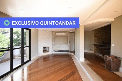 Apartamento No 3º Andar Com 3 Dormitórios E 4 Garagens - Id: 892932605 - 232605