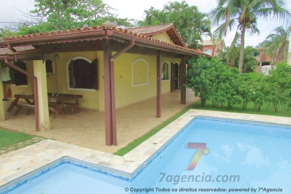 Ch11 Casa Lado Praia Piscina Area De Lazer Completa Financia