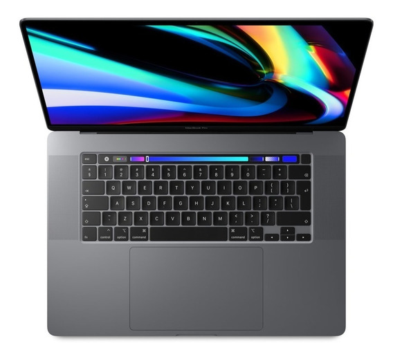 Macbook Pro 16 I7 2.6 16gb 512gb Gpu 4gb A2141 2020