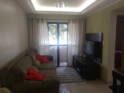 Imagem 1 de 8 de Apartamento - Jardim Casa Blanca - 2 Dorm Naapfi200144