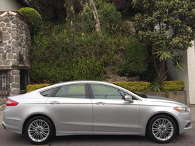 Ford Fusion 2.0 Se Luxury Plus L4//t At 2014