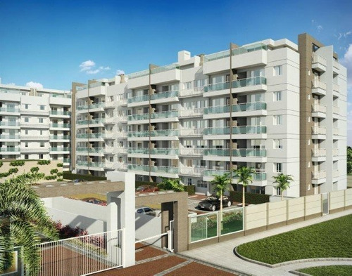 Apartamento À Venda No Bairro Recreio Dos Bandeirantes - Rio De Janeiro/rj - O-14895-25184
