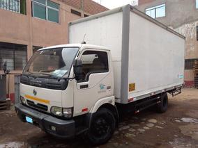Vendo Camion Furgon Año 2007 5ton Ocasion $9000.00 A Tratar