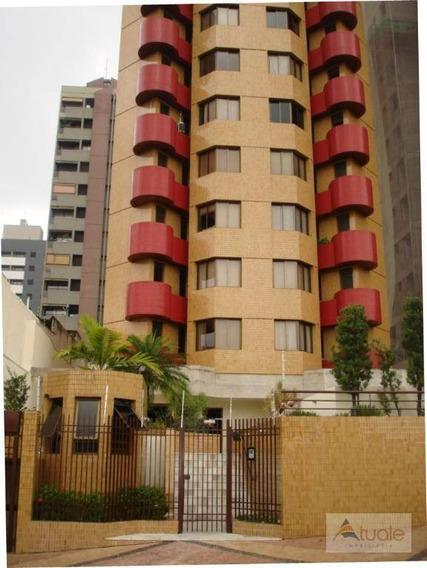 Apartamento Com 1 Dormitório À Venda, 44 M² - Cambuí - Campinas/sp - Ap6478