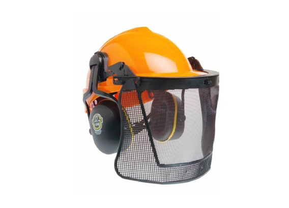Kit Forestal Libus Arnés + Casco + Auditivo + Malla Forestal